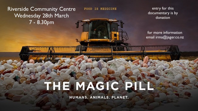 Magic Pill Movie Poster