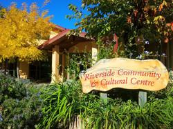 Riverside Centre Entrance, 2016