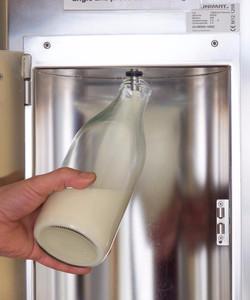 Raw Milk Vending Machine Nelson