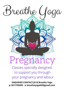 Pregnancy Yoga Course