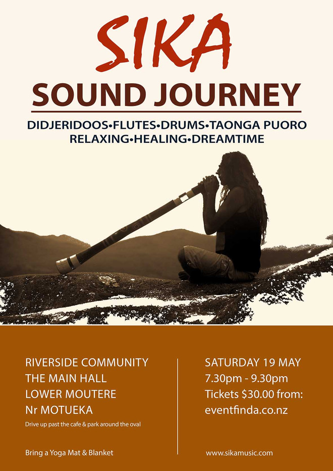 Sika - Sound Journey