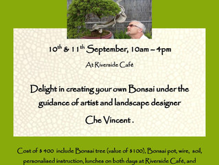 The Art of Bonsai Workshop
