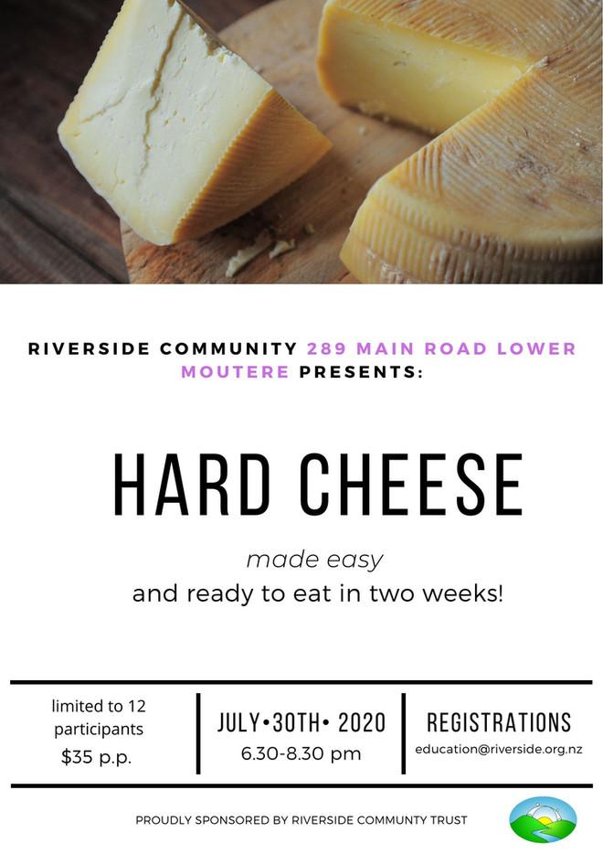 Ripe! Hard Cheese in 2 Weeks #2