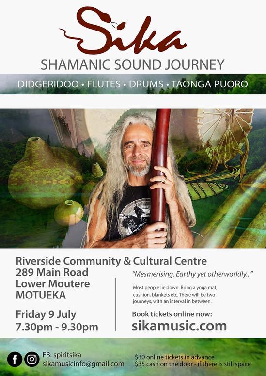 Sika: Shamanic Sound Journey