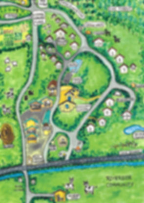 Riverside Community Map