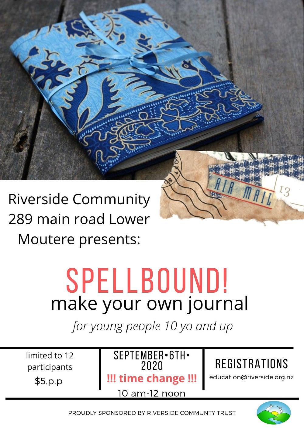 Journal Making Workshop