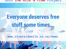 The 'Milk 4 Free' Project
