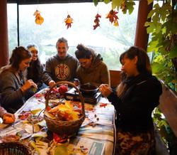 Autumn Decorations Workshop