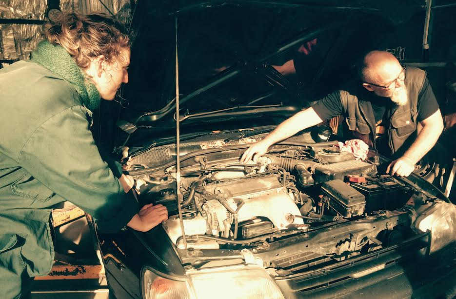 Car Maintenance Workshops