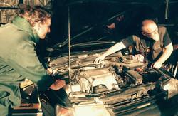 Car Maintenance Workshops