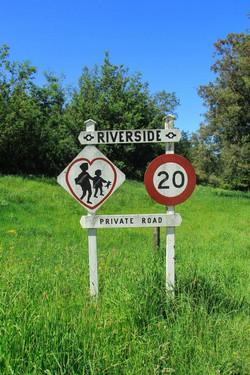 Beware: Free Range Children :)