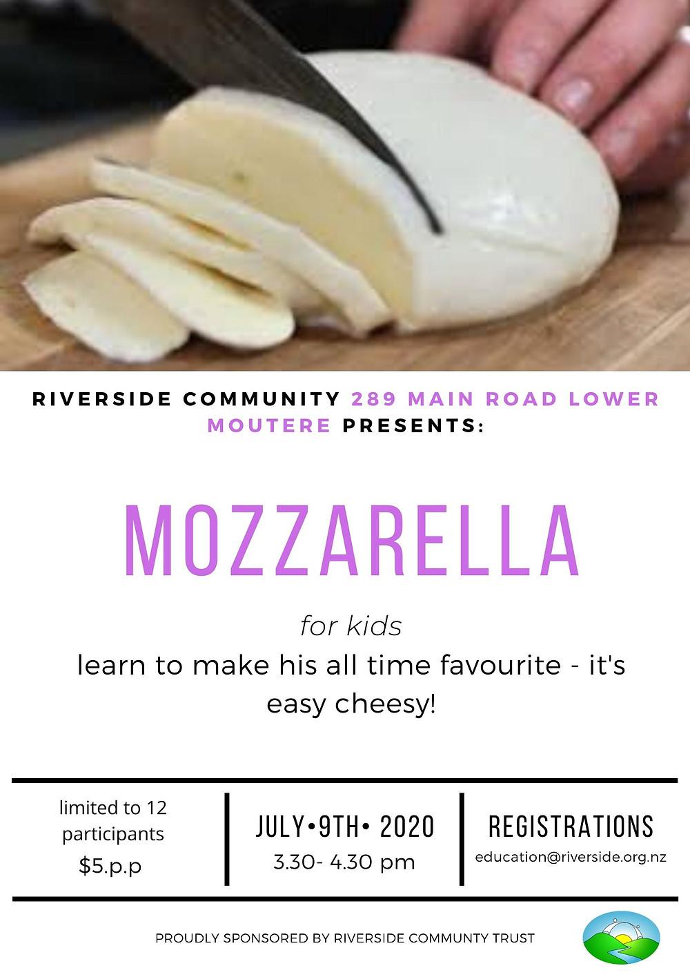 Mozarella Riverside