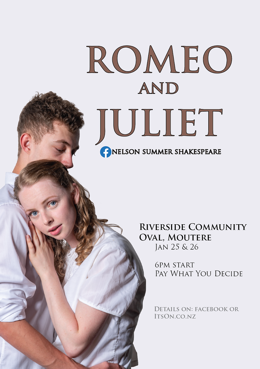 Romeo And Juliet at Riverside