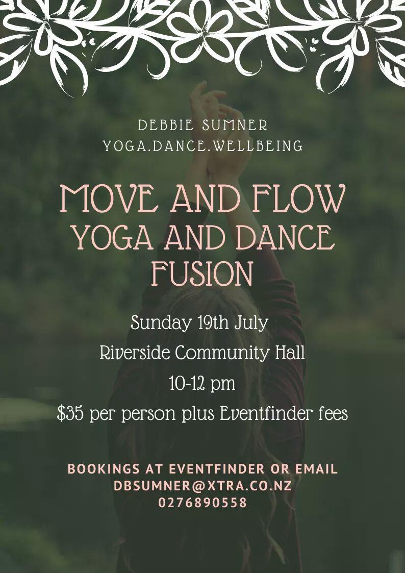 Move and Flo Yoga & Dance