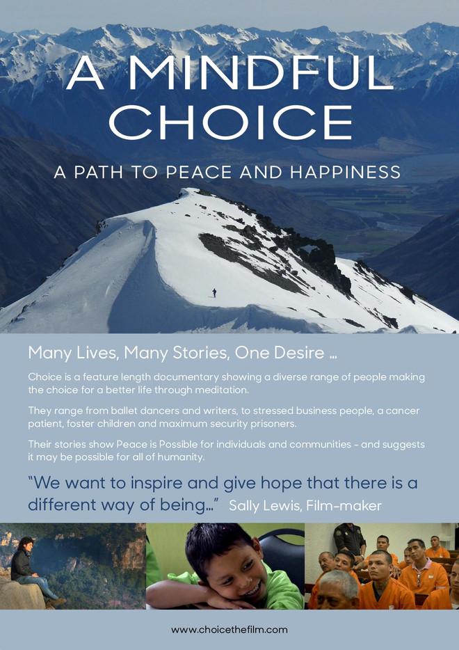 'A Mindful Choice'