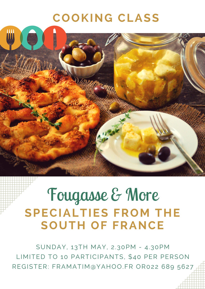French Cooking Workshop