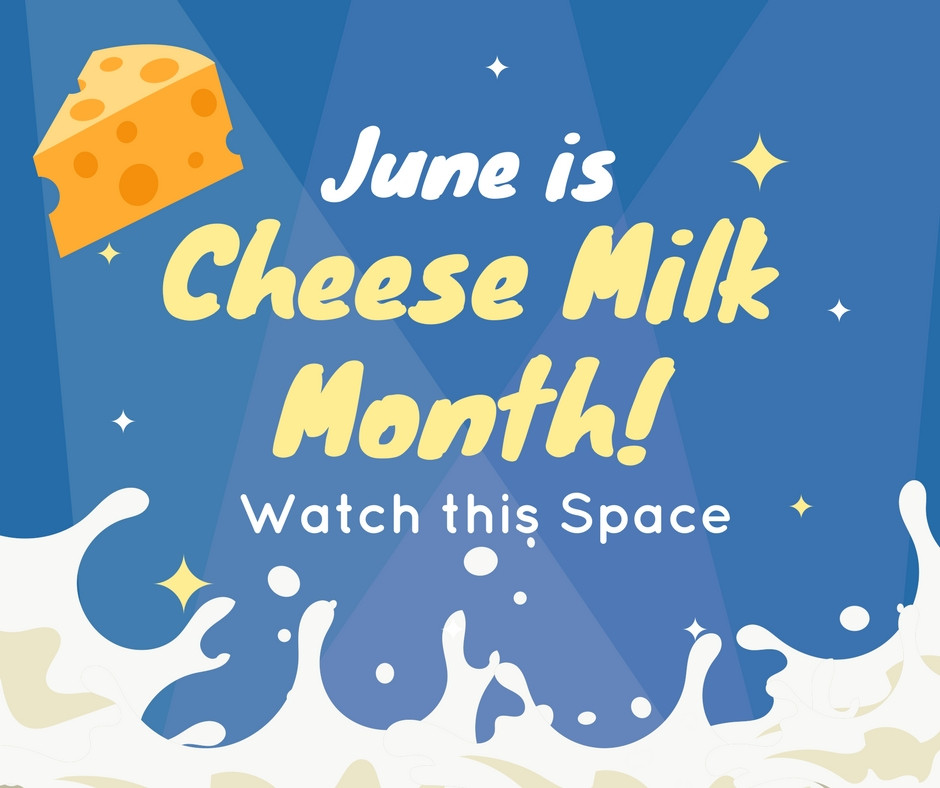 Cheese Month Poster