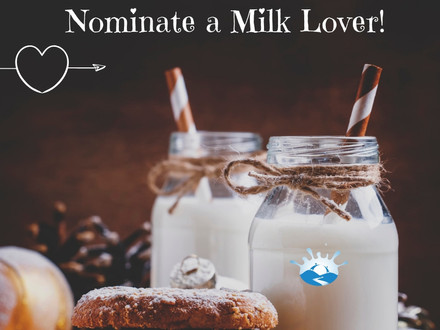 Nominate a Milk Lover