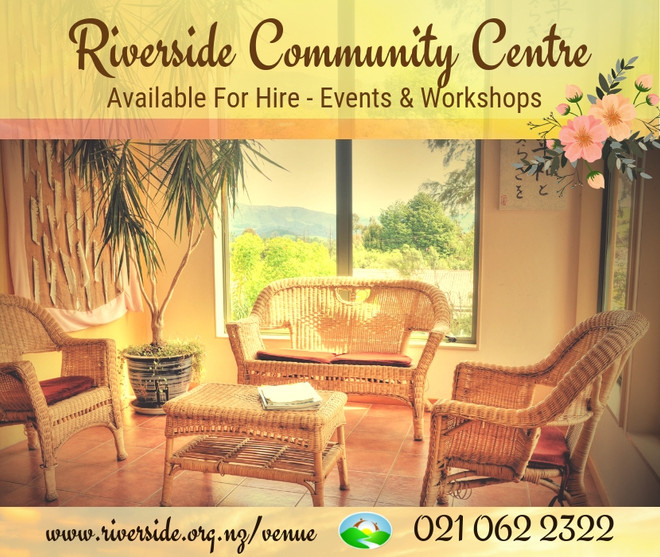 Riverside Community Cultural Centre during Covid-19