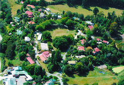 Aerial View of the Community