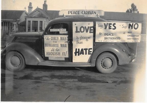 Peace Caravan, 1950s