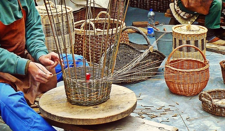 Basket Weaving Workshop Nelson