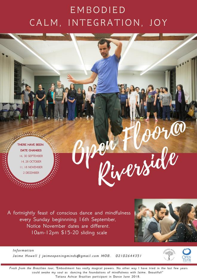 Open Floor at Riverside