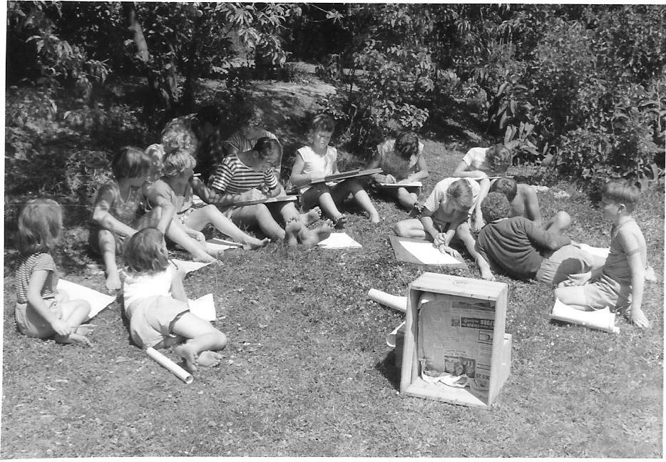 Art Class, 1950s/60s
