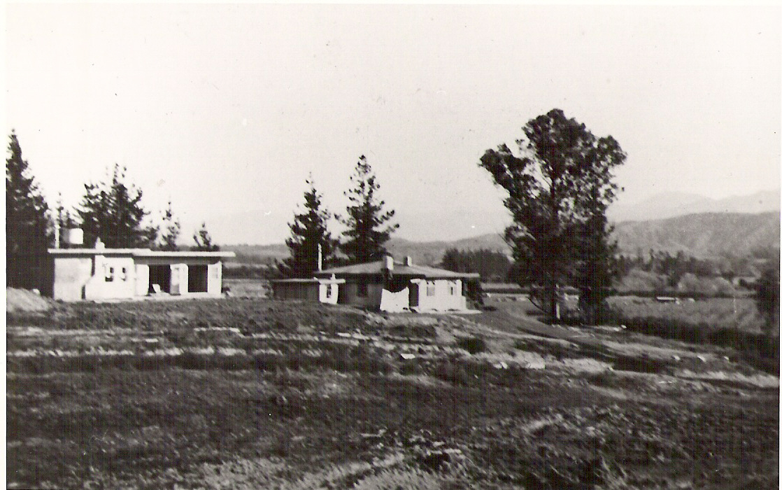 1949, first 2 Community Houses