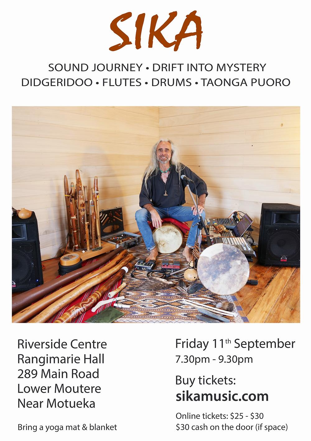 Sika September at Riverside