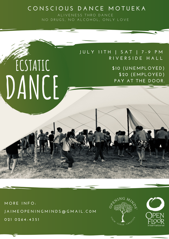 Open Floor Ecstatic Dance