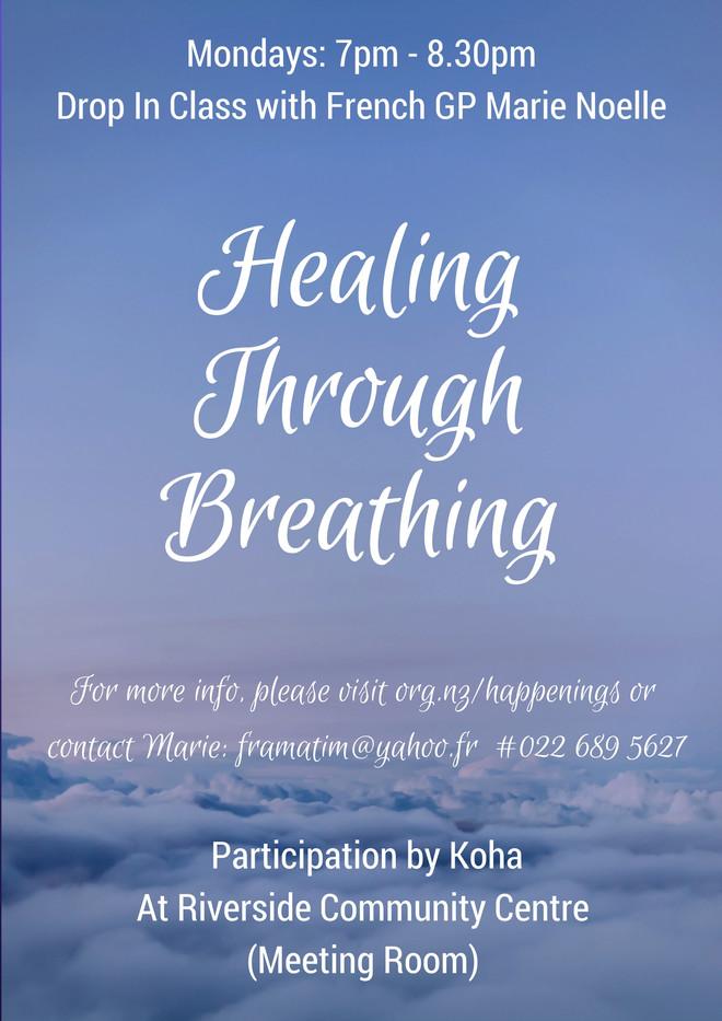 Healing Through Breathing