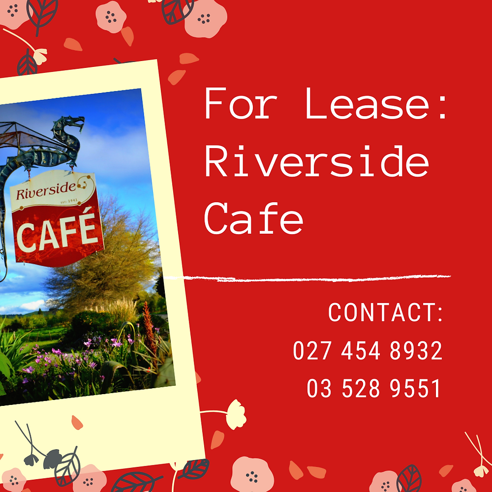 Riverside Cafe Lease