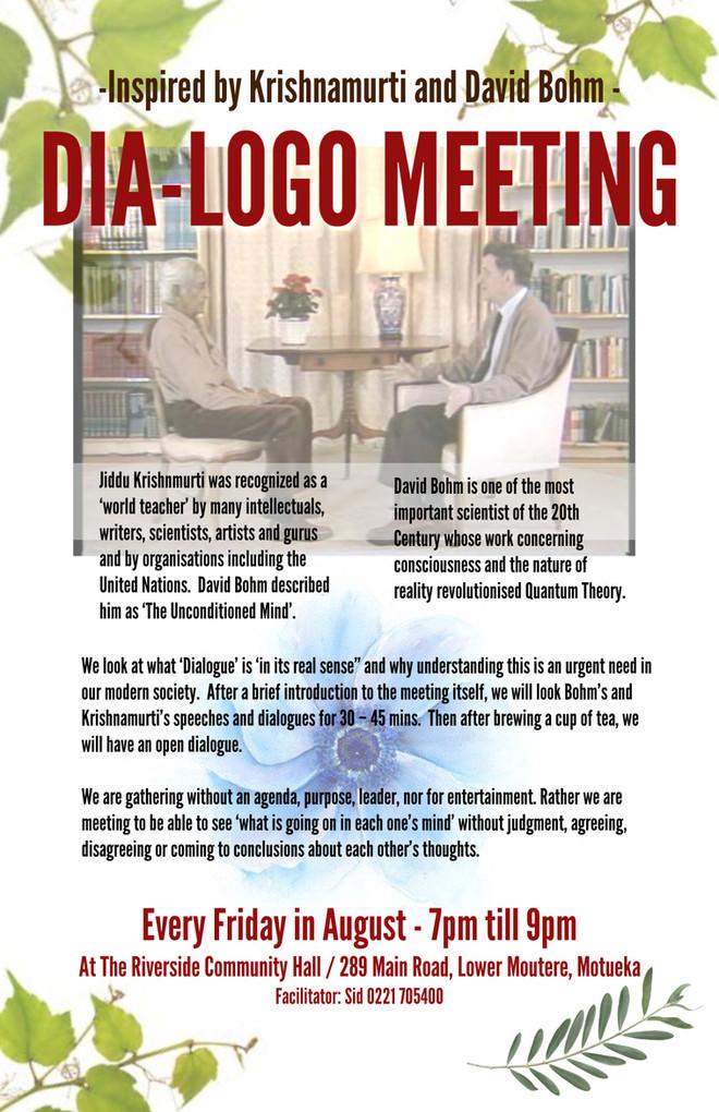 Dia-Logo Meeting