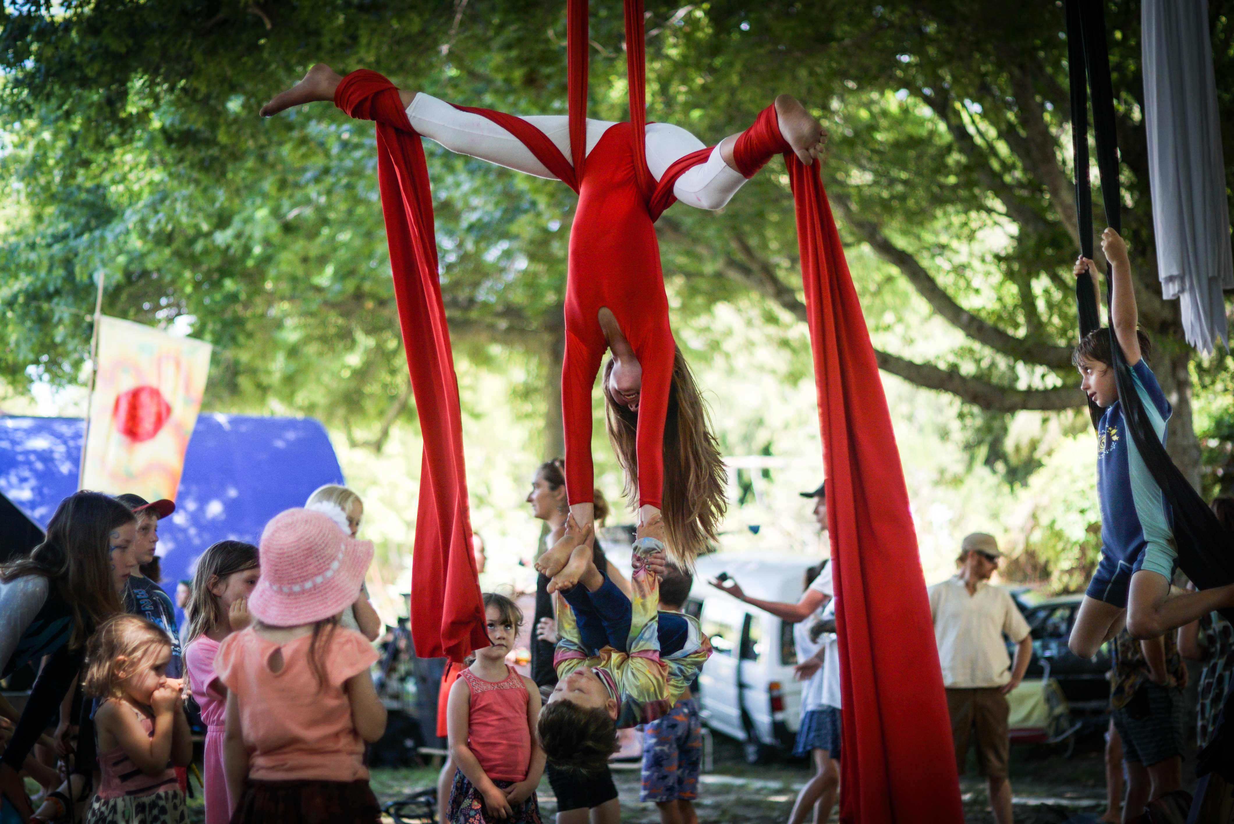 Circus Skills Sessions