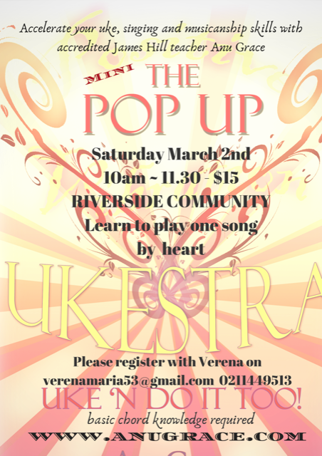 Uke Skills & Singing Workshop
