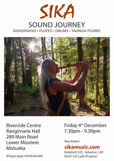 Sika Sound Journey - December