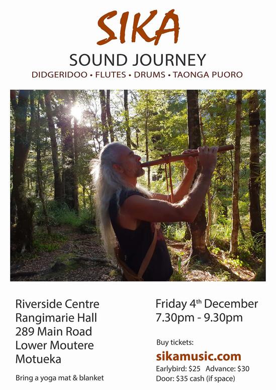 Sika Sound Journey - December