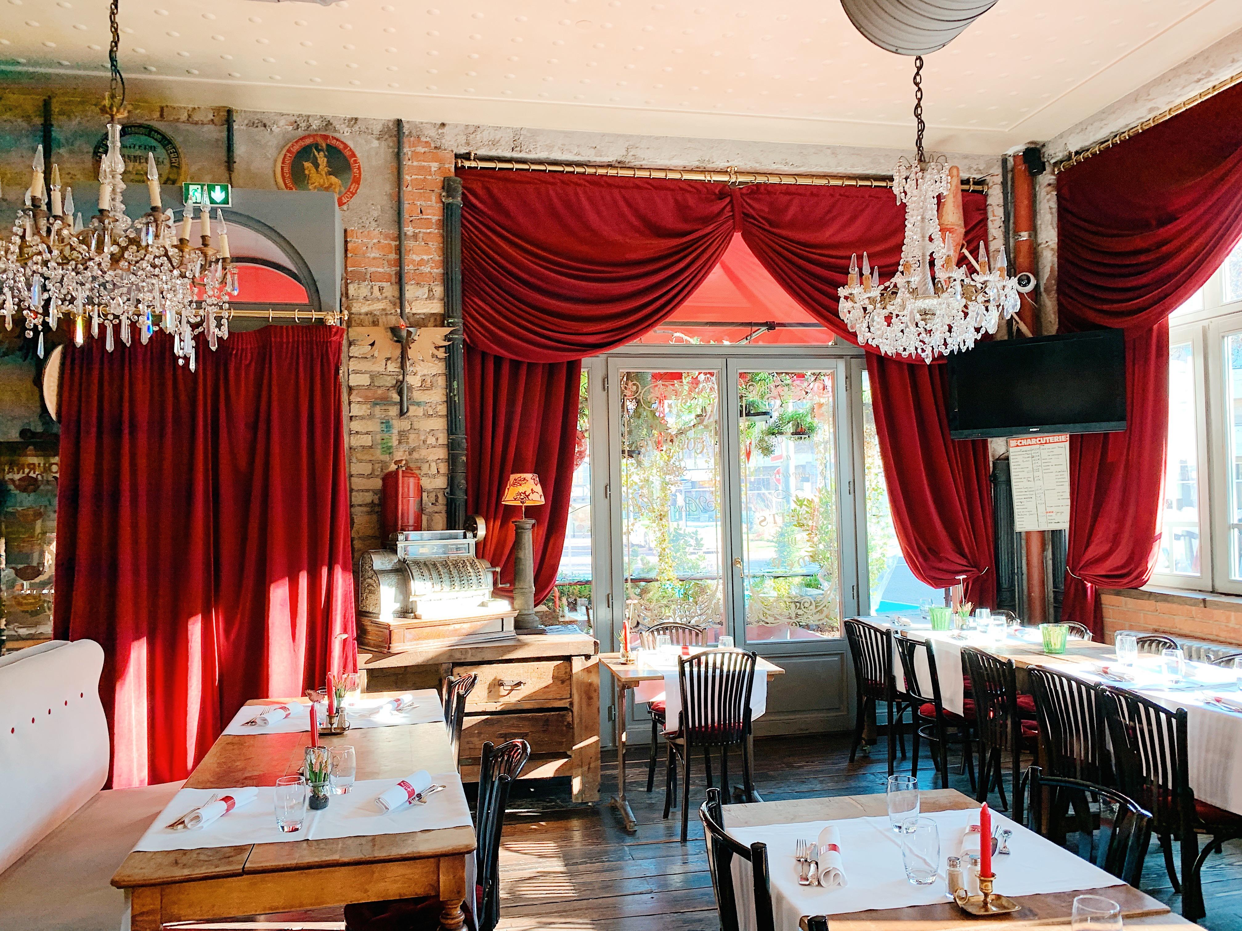 Salle Restaurant Le Théâtre