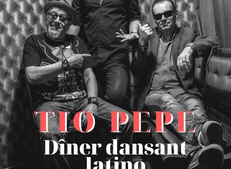 Dîner dansant Tio Pepe