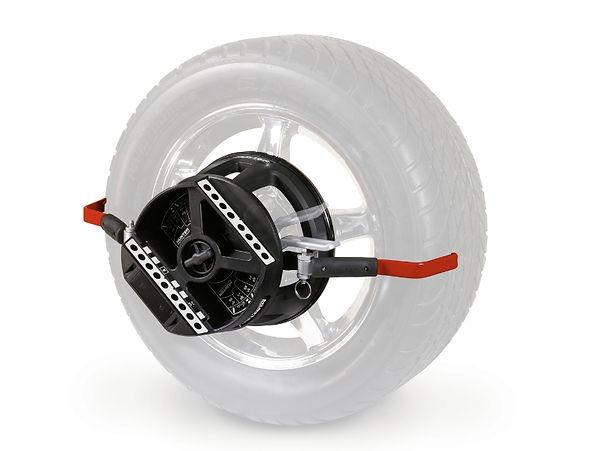 Wheel Tracking
