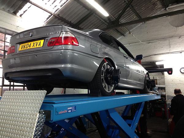 BMW Tracking