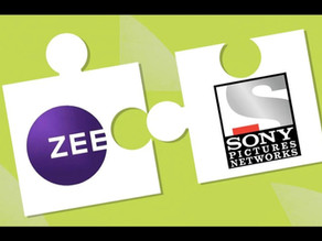One of the biggest ever merger, ZEE Entertainment and Sony Pictures