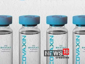 Nod for the emergency use of Covaxin for children between 2-18 age