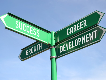 You Remain Responsible For YOUR Career Development & Growth