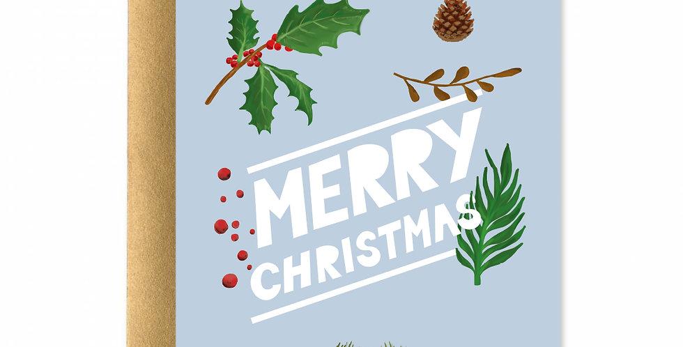 Merry Christmas Card II