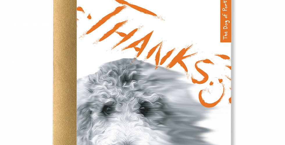 Orange Dog of Portland Card