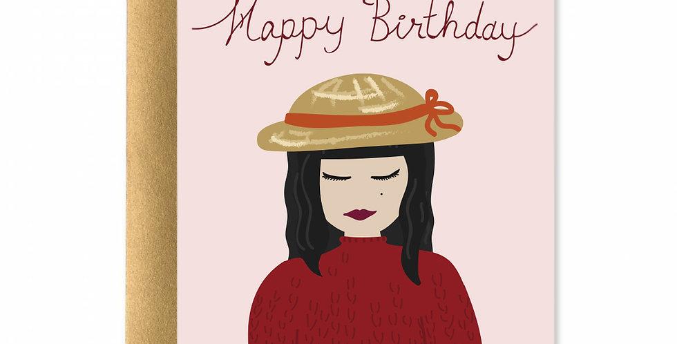 Lalita Happy Birthday Card