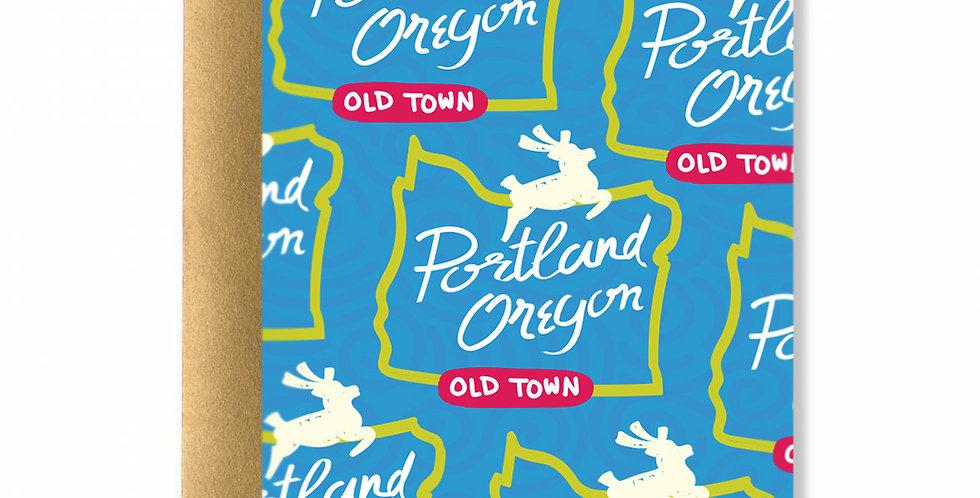 Portland Card