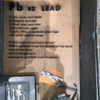 'Lead' by Maria Donovan